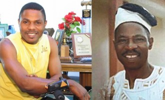 Yinka Ayefele's dad dies after 76th birthday thanksgiving