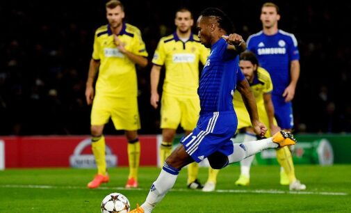 UCL REVIEW: Chelsea, Bayern, Shakhtar in big wins