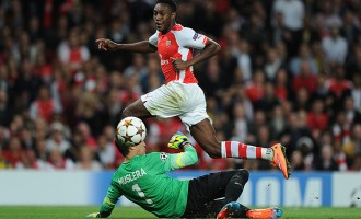 'Manchester United's Danny Welbeck' called up to the England squad