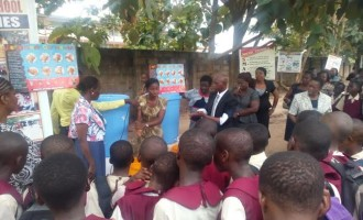 Ebola lectures herald reopening of Lagos schools