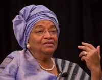 Ex-Liberian president wants Amina Mohammed as second elected female African president