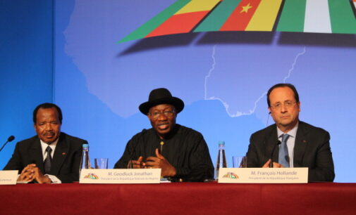 Jonathan heads to Niamey for another terrorism meeting