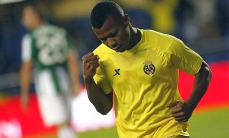 Uche 'very proud' to hit 100 goals in Spain