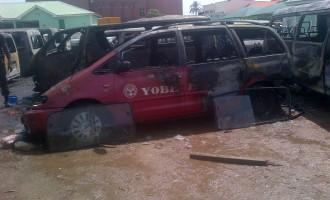 Police arrest three over Gombe bomb blast