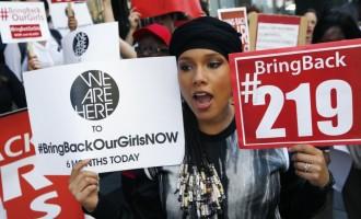 Alicia Keys: #BringBackOurGirlsNow