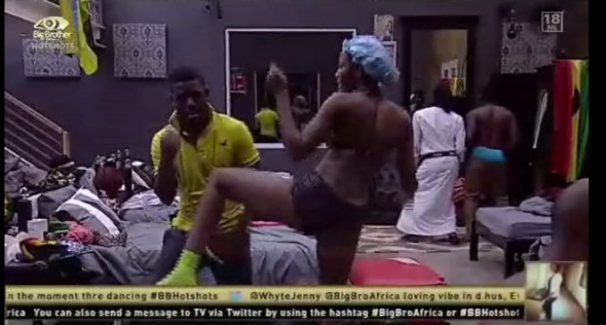 Why Lilian got kicked out of BBA