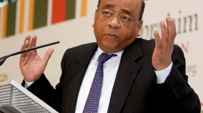 Ahmed, Mo Ibrahim to discuss Africa at Paris summit