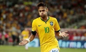 Neymar 4 – 0 Brazil