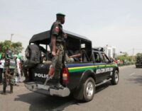 Police: We've arrested over 100 robbery suspects on Mile2-Badagry expressway