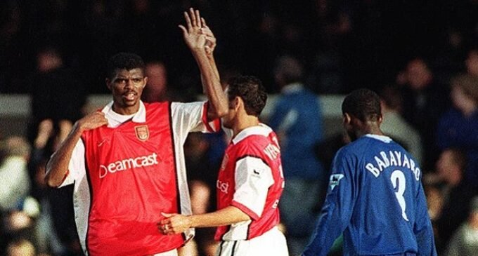 Throwback Thursday: Amazing hat trick for Kanu