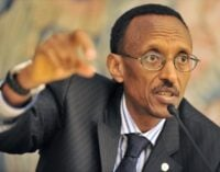 I was forced to accept third term, says Kagame