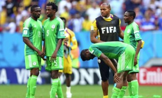Nigeria maintains 43rd position in latest FIFA ranking