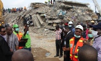 Synagogue had no approval for collapsed building, says commissioner