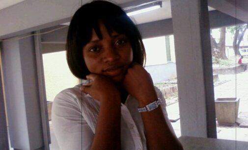 Who killed Joy Uduma just before her final-year exam?