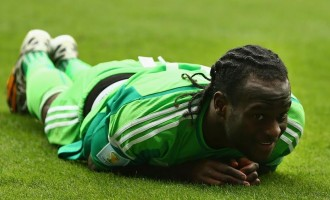 Moses doubtful for Sudan tie