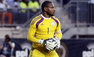 Enyeama wants AFCON cancelled for Ebola