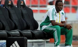 Amodu: I've rescued Eagles before, I'll do it again