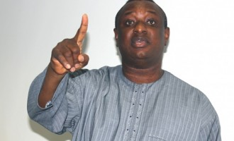 Keyamo to Atiku: Produce evidence of corruption against Buhari or keep quiet forever