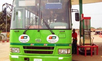 Watch out for gas-powered buses in Nigeria 'very soon'