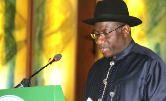 Jonathan unveils three national security documents