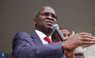 Fashola: It's not govt's problem if you don't have power