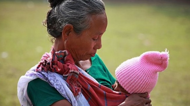 Grandmothers can breastfeed babies? That's incredible