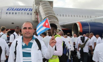 Cuban doctor contracts Ebola in Sierra Leone