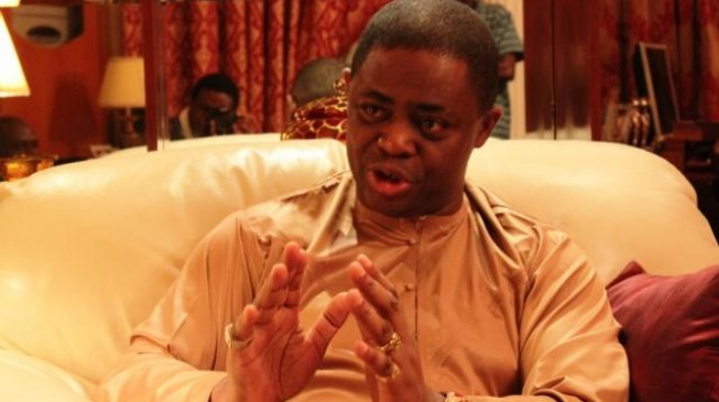 Fani-Kayode: Nnamdi Kanu has agreed to work against the reelection of Buhari