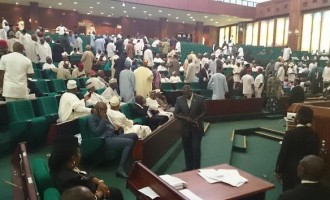 Like senate, house of reps postpones resumption