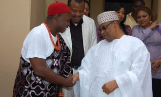 IBB back after 2-month medical trip to Germany