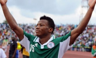 Returning Ike Uche 'happy but not under pressure'