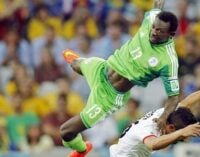 Oshaniwa: South Africa game 'a win or nothing for us'