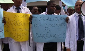 Lagos government denies owing doctors