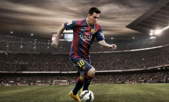 Messi breaks Raul's UCL goalscoring record