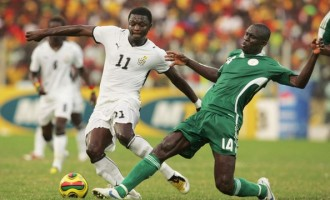 'Nothing like friendly' when Ghana takes on Nigeria