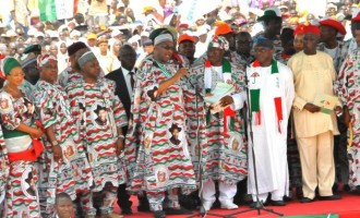 N21bn raised at PDP dinner 'not all for Jonathan's campaign'
