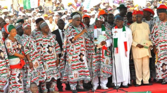 PDP admits pressure on party leaders to resign