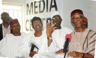 Only Lai and I can speak for APC, says Oyegun