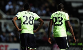 Sammy Ameobi 'wants to play alongside Shola' for Nigeria