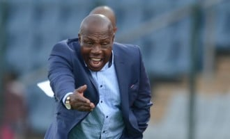 Against Nigeria, Mashaba wants to maintain unbeaten record