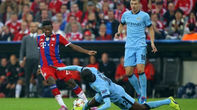 UCL PREVIEW: City, CSKA, Roma in win-or-bust ties