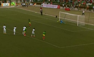 Enyeama explains Bifouma penalty save