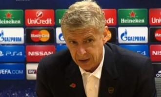 Wenger: Poor defending cost us victory