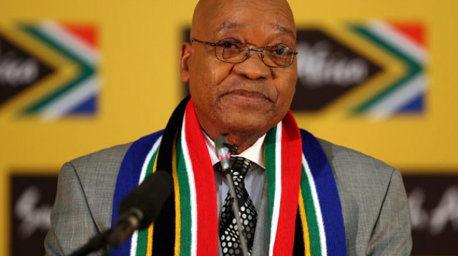 Zuma breaks silence on xenophobic attacks