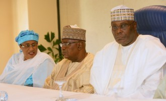 B'Haram has left Nigeria at the mercy of the world, says Atiku