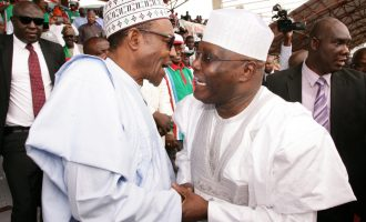 No preferred candidate yet between Buhari and Atiku, says northern group