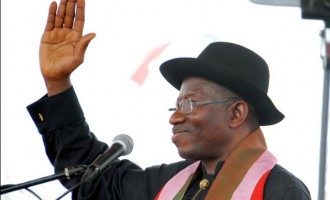 Jonathan: Nobody can beat PDP in 2015
