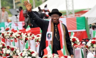 Why is Nigeria's Jonathan worried?