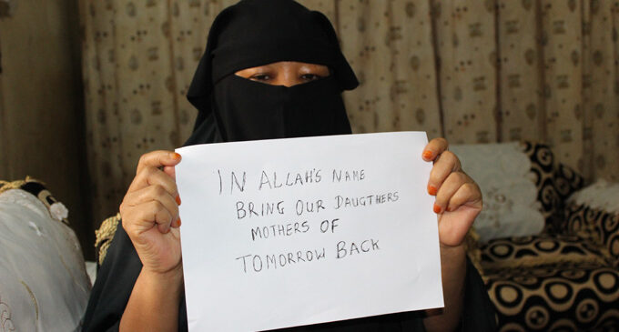 WANTED DEAD OR ALIVE: Meet Aisha Wakil aka 'Mama Boko Haram'