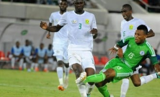 Nigeria still 42 on FIFA ranking